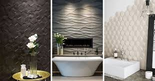 Bathroom Tile Installation Inspiration Bathroom Tile Idea Install 48D Tiles To Add Texture To Your
