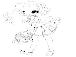 Chibi Anime Coloring Pages Anime Girl Coloring Pages Anime Coloring