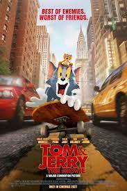 Tom & Jerry (2021) Film-information und Trailer