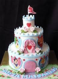 Disney Princess Castle Cake Broadwaybakerycom 41045