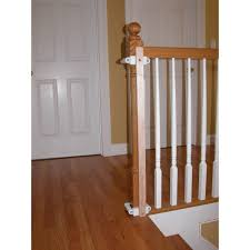 Safe Baby Gates for Stairs Ideas | Latest Door & Stair Design