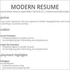 What Are Some Free Resume Builder Sites Resume Builder Softwareree