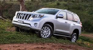 2014 Toyota LandCruiser Prado: pricing and specifications - Photos ...