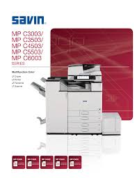 Where can i download the ricoh mp c4503 pcl 6 driver's driver? 2