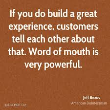 Jeff Bezos Experience Quotes Quotehd