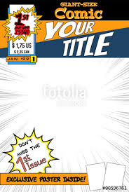 editable ic book cover with blank e