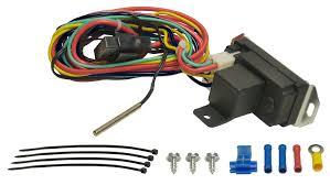 amazon com derale 16759 adjustable fan controller automotive Flex It Tens Unit Probe Wire Harness Flex It Tens Unit Probe Wire Harness #15
