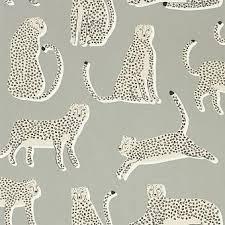 Обои с леопардами для стен в Москве - Каталог Manders