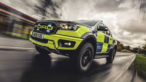 Police Lights And Siren Ultimate Phwoar And Order Ford Ranger Raptor Joins The Police