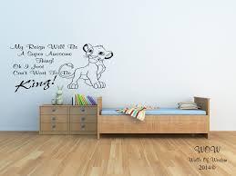 lion nursery wall decor lion king wall decals for nursery thenurseries
