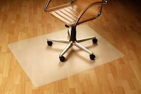 desk chair floor protector.  Floor OfficeChairMatHardWoodFloorProtectorPVC With Desk Chair Floor Protector
