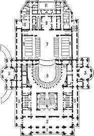 paris opera house floor plan