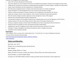 Affiliate Manager Resume Good Looking Safety Manager Resume