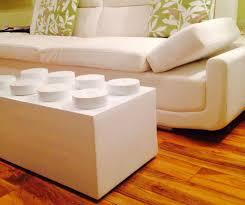 lego coffee table looks like a giant