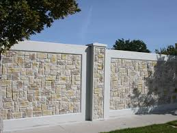 Small Picture Front boundary wall designs Fencing Pinterest Walls House