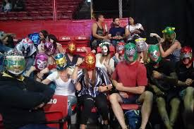 Arena Mexico Lucha Libre Seating Chart Lucha Libre Experience And Mezcal Tasting In Mexico City