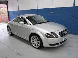 Audi TT 1.8 2001 Technical specifications | Interior and Exterior ...