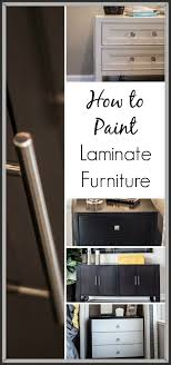 Painting Laminate Furniture Painted Furniture Ideas - Formica bedroom furniture