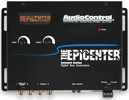 audiocontrol the epicenter black blue concert series digital audiocontrol epicenter tuning at Epicenter Wiring Diagram