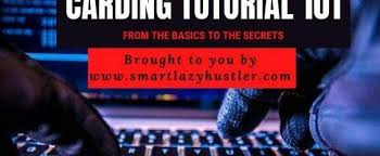 carding tutorial for beginners 2021