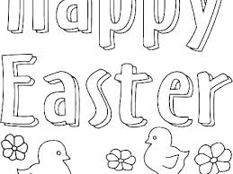 Easter Coloring Pages Free Printable Pdf For Church To Print