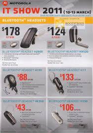 motorola h730 bluetooth headset. it show 2011 price list image brochure of motorola bluetooth headsets hz800 hx520 h730 h17 hk200. « headset
