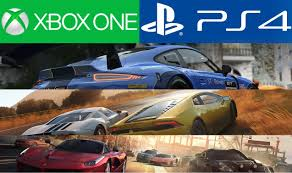 what is the best racing game on xbox one ps4 a parison of features cramgaming