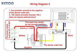 vdo ammeter shunt wiring diagram wirdig car voltage gauge wiring diagram get image about wiring diagram