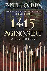 agincourt a new history cover