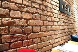 brick faux panels faux brick wall covering decorative brick wall panels image architectural faux brick panels interior exterior wall faux brick faux brick