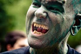 sharp teeth. sharp teeth by broken phones - people street \u0026 candids ( lizard, sharp, t