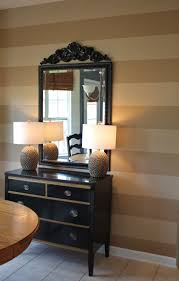 Striped Bedroom Paint How To Paint Striped Walls Emily A Clark