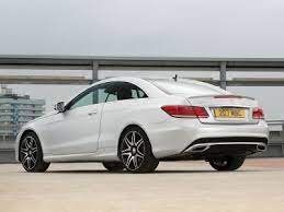 With that amount of options, the exterior varies between each model. Mercedes E Class