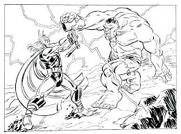 thor coloring page coloring page avengers coloring pages and hulk coloring book pages thor coloring pages