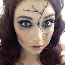 be the queen of lifepopper ed doll makeup iana willkofer broken porcelain doll makeup ed step