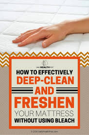 How To Clean Rust Stains Mattresses Best Way To Clean A Mattress How To Get Stains Out Of