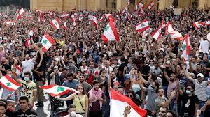 """بالفيديو- تواصل الاحتجاجات ضد """"كل"""" مكونات الطبقة السياسية في لبنان"""