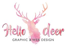 Hello deer logo-web – Big Sky Cottages