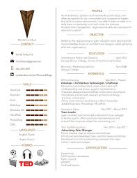 Architectural Technologist Resume Sample Resume For Your Job