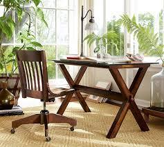 pottery barn office desk. swivel desk chair pottery barn office