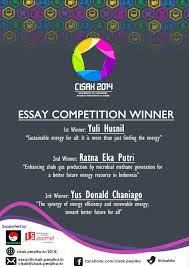 essay competition cisak  the winners can be