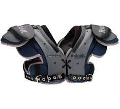 Riddell Shoulder Pad Size Chart Riddell Phenom Youth Shoulder Pad Shop Riddell Shoulder Pads
