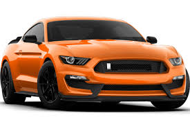 2020 Ford Mustang Gets New Twister Orange Color: First Look