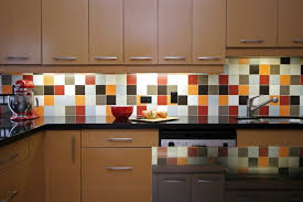 kitchen tile wall coloured wall tiles chic kitchen cabinets kitchen set