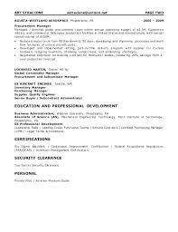 Generic Objective For Resume Resume For Career Fair 37