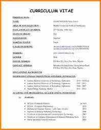 Curriculum Vitae Cv Format Download Curriculum Vitae Cv Format Download Bire1andwap Krismoran Us
