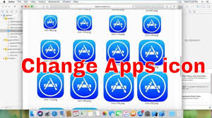 Apps Symbol How To Change App Icon In Xcode Youtube