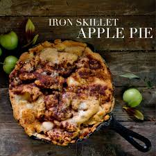 How to make cast iron pizza Lodge Cast Iron This Cast Iron Skillet Apple Pie Recipe Facebook