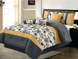 brown and white bedding awesome black and white bedding queen size for duvet covers grey