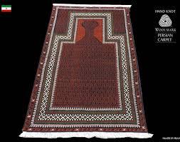 ペルシャ絨毯 カーペット ウール100 手織り ペルシャ絨毯の本場 イラン バルーチ産